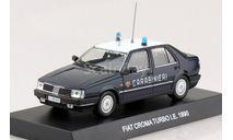 FIAT Croma Turbo I.E. Carabinieri 1990, масштабная модель, scale43