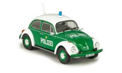 Volkswagen Beelte 1200 Polizei (полиция Германии) 1977 атлас