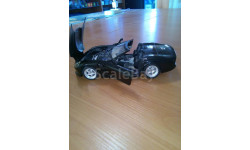 Shelby series1 Burago Made in ITALY металл 1:18