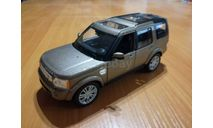 LAND ROVER DISCOVERY 1:24 welly, масштабная модель, scale24