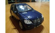 MERCEDES ML 350 1/24, масштабная модель, Welly, scale24, Mercedes-Benz