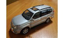 Toyota Land Cruiser Prado 120 1/24, масштабная модель, scale24