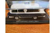 Микроавтобус 'Старт' из к/ф 'Кавказская пленница' 1964 VMM, масштабная модель, scale43