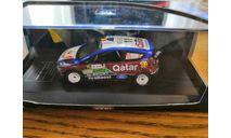 Ford Fiesta RS WRC (2013) sport, масштабная модель, 1:43, 1/43