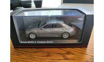 Toyota Mark X Premium (Early), масштабная модель, Kyosho, 1:43, 1/43