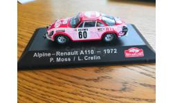 Alpine Renault A110, масштабная модель, Atlas, scale43