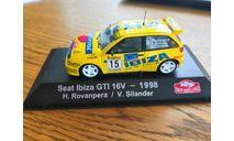 Seat Ibiza GTI 16V, масштабная модель, Atlas, 1:43, 1/43