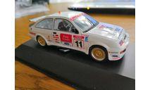 Ford Sierra RS Cosworth 1990 sport, масштабная модель, Atlas, 1:43, 1/43