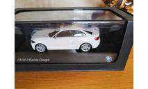 BMW 2 (F22), масштабная модель, scale43