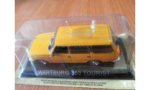 WARTBURG 353 TOURIST DeAgostini-Польша (Kultowe Auta), масштабная модель, scale43