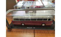 Икарус Ikarus 55 автобус красный Classicbus, масштабная модель, scale43