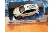 Олимпиада Сочи масштаб 1:33 VW GOLF GTI, масштабная модель, Volkswagen, scale32