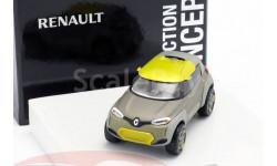 Renault Kwid Concept Car 2015, масштабная модель, Norev, scale43