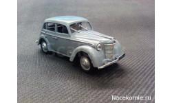 Автолегенды СССР №64 Москвич 400-420