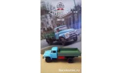 Автолегенды СССР Грузовики №39 - ЗиЛ-138, масштабная модель