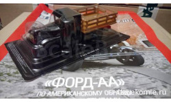 Автолегенды СССР и Соцстран №222 Форд-АА (СССР), масштабная модель, Ford, scale43