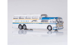Greyhound Scenicruiser USA, 1956, масштабная модель, Hachette, 1:43, 1/43
