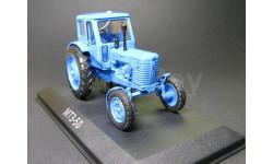 Тракторы №1 - МТЗ-50, масштабная модель трактора, scale0