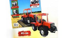 Тракторы №30 - ЛТЗ-155