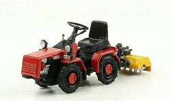Тракторы №94 - МТЗ-082, масштабная модель трактора, scale43