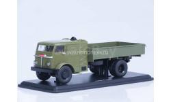 Паровой грузовой автомобиль НАМИ-012, 1949 г., масштабная модель, scale43