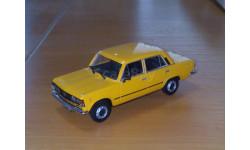 FIAT 125P MR83 Польская журналка, масштабная модель, DeAgostini-Польша (Kultowe Auta), scale0