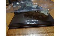 Renault Koleos, масштабная модель, Norev, 1:43, 1/43