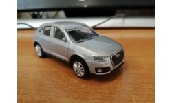 Audi Q3 Rastar, масштабная модель, 1:43, 1/43