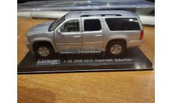 Shevrolet Suburban 2009-2010, масштабная модель, Luxury Diecast (USA), scale43