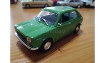 Fiat 127 P Польская журналка, масштабная модель, DeAgostini-Польша (Kultowe Auta), scale43