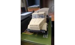 КрАЗ-260 (1989-94) бежевый) 1:43 - Наш автопром, масштабная модель, scale0