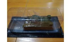 Танки Легенды отечественной бронетехники №1 Т-34-76 1942 год, масштабные модели бронетехники, scale0
