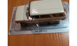 FIAT 125P 4x4, масштабная модель, scale43