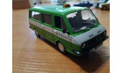 РАФ 2203 Маршрутное такси, масштабная модель, scale43