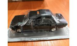 Fiat 130 Papamobil, масштабная модель, 1:43, 1/43