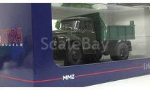 Зил 130 ММЗ 4502  Хаки ультра Ultra Models, масштабная модель, scale43