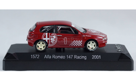 ALFA ROMEO 147 Racing 1:43, масштабная модель, Solido, 1/43