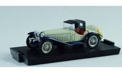 ALFA ROMEO 8C 2300 Spider 1:43 1932 год, масштабная модель, Brumm, 1/43
