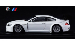 1:43 BMW ALPINA 6-series B6 E63 Bi-Turbo - Spark - Лимитированная серия!