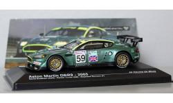1:43 Aston Martin DBR 9 - 2005 год - 24 часа Ле Ман