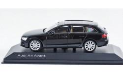 AUDI A4 Avant B8 Facelift Black 2011 - 2015 гг. Audi Dealer
