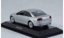 1:43 AUDI A8 D3 Рестайлинг с 2005 года! MINICHAMPS АУДИ А8 4.2 Quattro, масштабная модель, 1/43