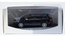1:43 AUDI RS4 Avant B7 MINICHAMPS АУДИ в дилерском боксе AUDI, масштабная модель, 1/43
