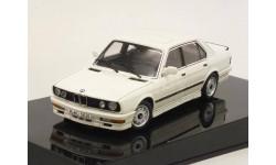 1:43 BMW 5-series M535 кузов Е28 - 1986 год - AutoArt - колеса поворачиваются, масштабная модель, 1/43
