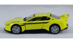 BMW 3.0 CSL HOMMAGE 1:43 - Двери открываются! - Раритет!