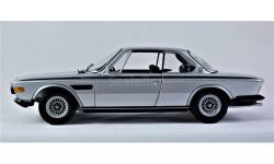 BMW 3.0 CSi E9 Lichtmetal 1972 год 1:18 дорожный вариант - Все открывается! Раритет!