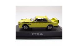 1:43 BMW 3.0 CSL кузов E9 - 1972 год, масштабная модель, 1/43, Schuco