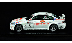 BMW 3 series 320 E90 WTCC BMW Motorsport 2009 год 1:43 SPARK
