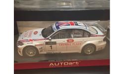 BMW 3-series 320si E90 WTCC - Победитель 2007 года - Autoart 1:18 - все открывается!