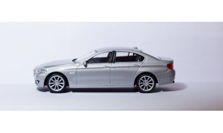 1:43 BMW 5-series F10, масштабная модель, 1/43, Welly